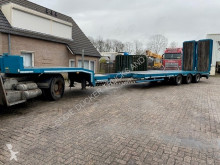 Broshuis heavy equipment transport semi-trailer E-2190/27 S / STEERING / EXTENDABLE