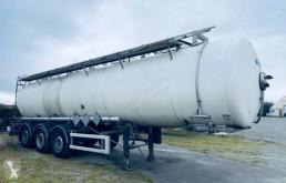 Maisonneuve Monocuve semi-trailer used chemical tanker