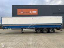 Bulthuis (transport) bandlosser met 2 standen, 51m3 volume, alu chassis, SAF+intradisc, gewicht, 4.950KG, APK: 24-05-2021 altro semirimorchio usato