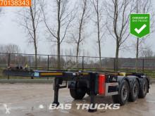 Kässbohrer CS 1x 20ft. ADR Liftachse semi-trailer used