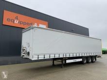 Krone tautliner semi-trailer nieuwe XL-zeilen, BPW, NL-trailer, APK: 9/2021