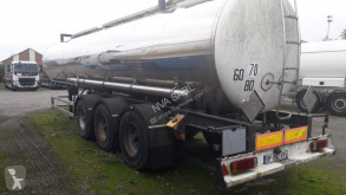 Semirimorchio cisterna prodotti chimici Maisonneuve Non spécifié