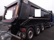 Sættevogn tippelad offentlige arbejder Schmitz Cargobull SGF S3