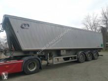 Menci ALLUMINIO 52 M3 semi-trailer used tipper