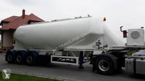 Feldbinder EUT 40,3 DIESEL KOMPRESOR GHH semi-trailer used powder tanker