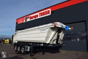 Lecitrailer tipper semi-trailer BENNE ACIER 26m3