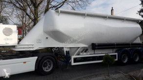 Feldbinder EUT 40,3 DIESEL KOMPRESOR GHH semi-trailer used powder tanker