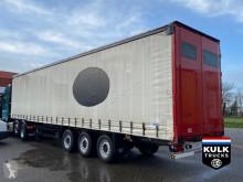 Semitrailer skjutbara ridåer (flexibla skjutbara sidoväggar) Schmitz Cargobull Varios