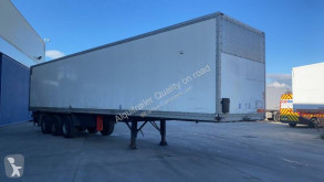 Montenegro paquetero semi-trailer used box