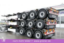 نصف مقطورة هيكل Schmitz Cargobull SCF 24 G 45 EURO 20/30/40/45/2 x 20 fuss LIFT