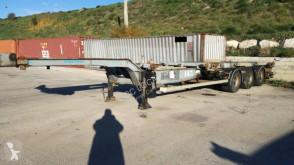 Návěs Asca nosič kontejnerů použitý