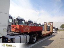 Semiremorca Kaiser SS B.25 + 2 axle+blab+blad+springs transport utilaje second-hand