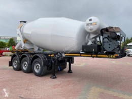 AL-KO semi-trailer new concrete mixer concrete
