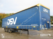 Semitrailer Schmitz Cargobull Curtainsider Standard skjutbara ridåer (flexibla skjutbara sidoväggar) begagnad