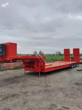 Semirimorchio Robuste Kaiser Porte engin trasporto macchinari usato