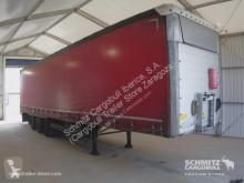 Trailer Schmitz Cargobull Curtainsider Mega tweedehands Schuifzeilen