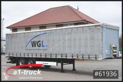 Sættevogn palletransport Krone SZ Tautliner 2 Achs L 11200mm LBW
