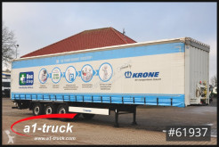 Sættevogn palletransport Krone SD Tautliner, Standard, LBW 2500kg