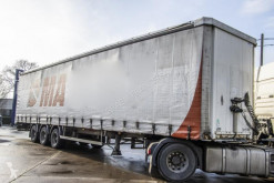 Fruehauf TX 34CF-BACHE semi-trailer used box