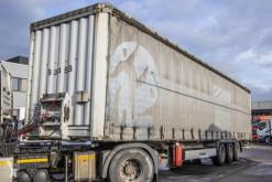 Krone SDP semi-trailer used box