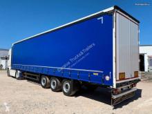 Návěs Schmitz Cargobull posuvné závěsy použitý
