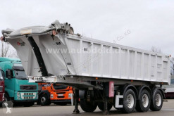 Leciñena S320R semi-trailer used half-pipe