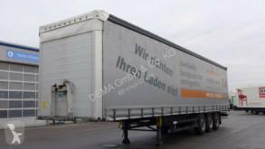 Semirimorchio Schmitz Cargobull SCB*S3T*Liftachse*Edscha*TÜV* centinato alla francese usato