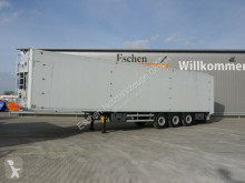 Kraker trailers moving floor semi-trailer CF-Z Schubboden, 92m³, 10 mm, Funk, Smard Board