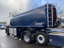 Trailer Burg BPO 12,5-10 + FUEL TANK 26.400 LITER - 4 COMPARTMENTS tweedehands tank
