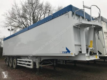 Stas V AGROSTAR Z12 semi-trailer used cereal tipper