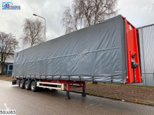 Полуприцеп шторный Samro Tautliner Mega, Jumbo, Edscha trailer system