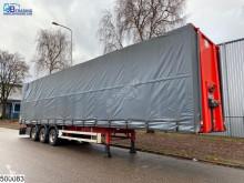 Náves plachtový náves Samro Tautliner Mega, Jumbo, Edscha trailer system