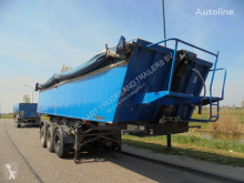 Полуприцеп самосвал Meiller 3-Axle Tipper / 30 m3 / Steel Chassis-Alu Box / BPW Alxes / Lift