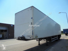 Pacton box semi-trailer 2-Axle Boxtrailer / Koffer / Steering Axle / NL Trailer