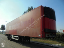 Semirremolque furgón Mirofret 2-Axle Iso Box / Steering Axle / BPW Axles / Loading Lift