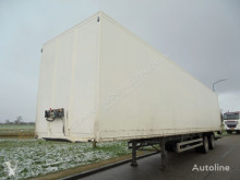 Pacton box semi-trailer 2-Axle Box / BPW / Drumbrakes / Steering Alxe /NL Trailer