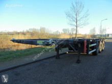 Semirimorchio portacontainers Groenewegen 3-Axle 20/30 FT Tank Chassis / ADR / BPW / NL Trailer