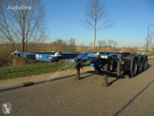 Groenewegen 3-Axle 20/30 FT Tank Chassis / ADR / BPW / NL Trailer semi-trailer used container