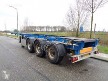 Semirimorchio Trailor 3-Axle Tank Chassis / 20-30 FT / SMB Axles portacontainers usato