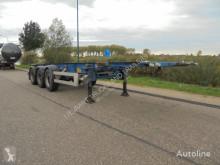 Semitrailer containertransport Van Hool 3-Axle Tankcontainerchassis / 20-30 ft / NL / ROR