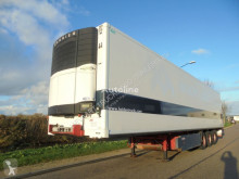 Semirimorchio Groenewegen 3-Axle Fridge / Carrier Verctor 1800 / BPW Axles / NL Trailer frigo usato