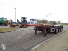 نصف مقطورة حاملة حاويات Renders 3-Axle Chassis / BPW / NL Trailer / Extendable / 20-30-40-45FT
