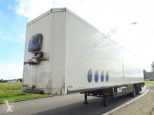 Semi reboque Floor 2-Axle Flower Sales Trailer / NL / BPW furgão usado
