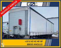 Semi remorque Schmitz Cargobull *ACCIDENTE*DAMAGED*UNFALL* rideaux coulissants (plsc) accidentée