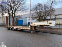 ACTM Lowbed 45000 kg, B 2,54 + 2x 0.25 mtr semi-trailer used heavy equipment transport