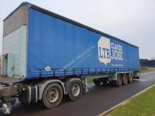 Schmitz Cargobull SPR 27/2000 semi-trailer used tautliner