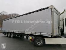 Trailer met huifzeil Schmitz Cargobull SCS Tautliner- SAF- Ersatzrad- Portal- Edscha