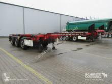 Sættevogn chassis Krone Containerfahrgestell Slider