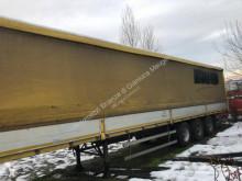 Acerbi semi-trailer used tarp