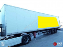 Samro Oplegger 3x closed box semi-trailer used box